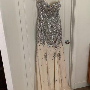 Merle prom dress